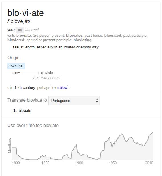 def_bloviate